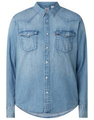 Levi's Regular fit overhemd van denim